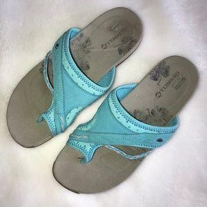 Merrell Hollyleaf Performance Footwear Sandals 8
